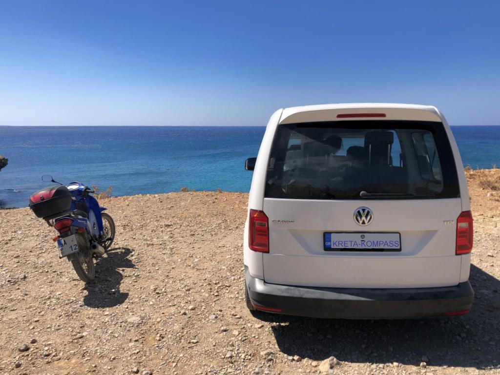 Mietwagen Kreta