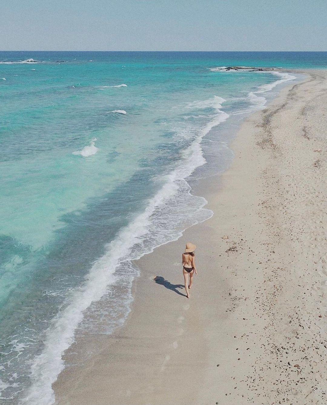 Chrissi Island Kreta 📷 by @sixtwelve